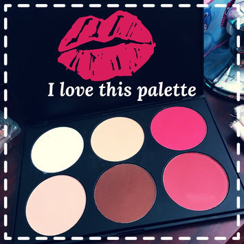 BH Cosmetics Contour and Blush Palette uploaded by Karina R.