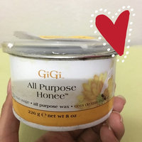 Gigi Wax 0320 All Purpose Honey 8 Oz uploaded by Luz A.