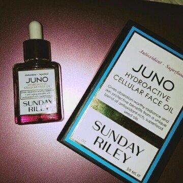 Sunday Riley Juno Hydroactive Cellular Face Oil, 1 fl oz uploaded by Clarissa W.