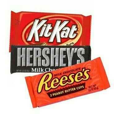 Hershey's Variety Pack Chocolate uploaded by LissyAndkenny R.
