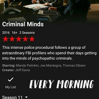 Criminal Minds uploaded by member-3a67eb68a