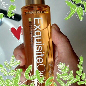 Photo of Biolage by Matrix Exquisite Oil Protective Treatment, Moringa Oil, 3.1 fl oz uploaded by Molly T.