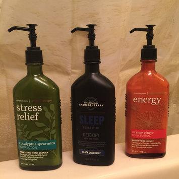 Bath Body Works Bath & Body Works Aromatherapy Lotion Black Chamomile uploaded by Danielle S.