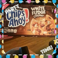 Nabisco Chips Ahoy! White Fudge Chunky Chocolate Chunk Cookies uploaded by Kayla R.