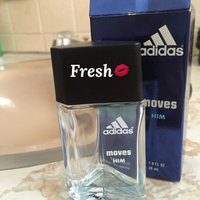 Adidas Moves for Him Eau de Toilette Spray uploaded by Janine T.
