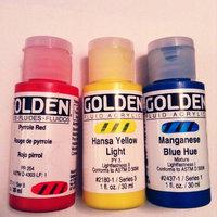 Golden Fluid Acrylics uploaded by Dorian K.