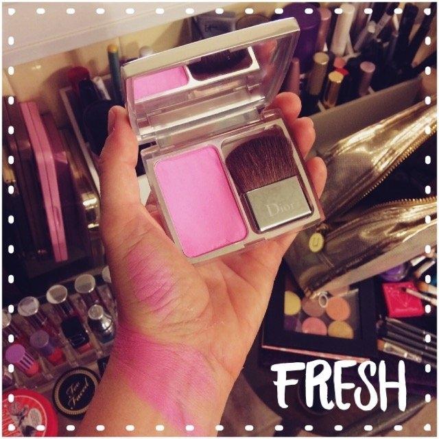 Dior Rosy Glow Healthy Glow Awakening Blush 001 Petal 0.26 oz uploaded by Elizabeth C.