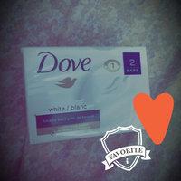 Dove White 1/4 Moisturizing Cream Beauty Bar uploaded by Lindsay H.