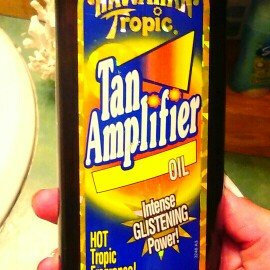 Photo of Hawaiian Tropic Protective Dry Oil Sunscreen uploaded by Kristen M.