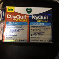 Vicks Dayquil Nyquil Severe Cold & Flu Relief Combo Pack, Caplets, 24 ea uploaded by Teisha S.