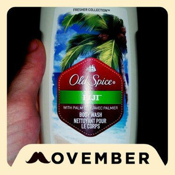 Photo of Old Spice Fiji Body Wash uploaded by Christa B.