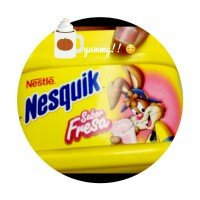 Nestle Nesquik Strawberry Flavor Canister uploaded by Esther P.