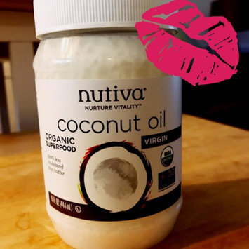 Nutiva Coconut Oil uploaded by Crissie W.