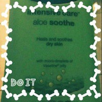 Vaseline® Intensive Care™ Aloe Soothe Lotion uploaded by Jennifer C.