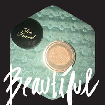 Too Faced Glamour Dust Loose Glitter uploaded by Kaitlyn V.
