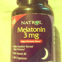 Natrol 3-mg. 120-count Melatonin (Pack of 4) uploaded by Amy C.