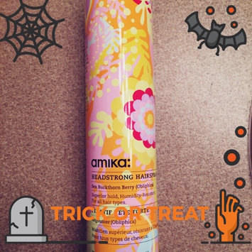Photo of Amika Headstrong Hairspray 10 oz uploaded by Kayla C.