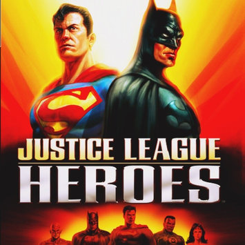 Photo of Snowblind Studios Justice League Heroes uploaded by C G.