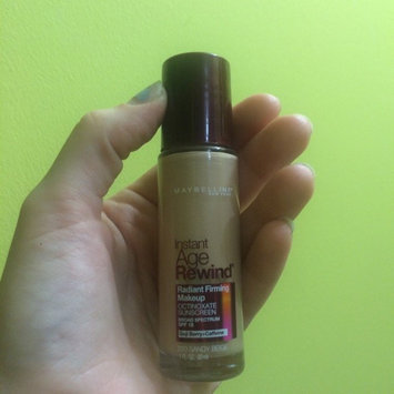 Maybelline Instant Age Rewind® Radiant Firming Makeup uploaded by Lindsay A.