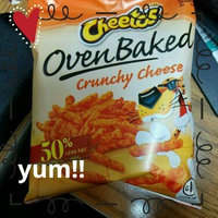 CHEETOS® Baked Crunchy Cheddar Cheese Puffs uploaded by Laura C.
