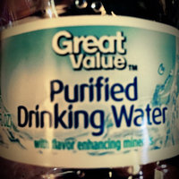 Great Value Purified Water uploaded by Jazmine V.