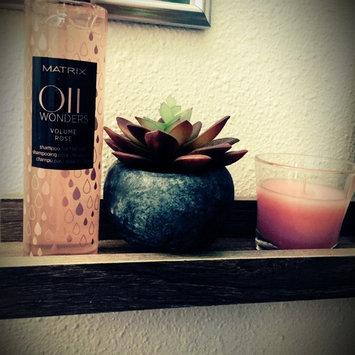 Photo of Matrix Oil Wonders Volume Rose Shampoo For Fine Hair uploaded by Melissa H.