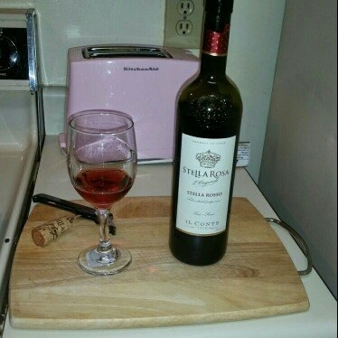 Stella Rosa Wine uploaded by Deshannah H.