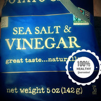 Kettle Brand Potato Chips Sea Salt & Vinegar uploaded by Aydin A.