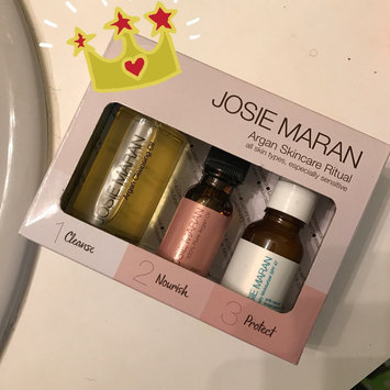 Josie Maran Argan Skincare Ritual Set uploaded by Amber S.