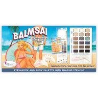 Thebalm the Balm Balmsai Eyeshadow & Brow Palette With Shaping Stencils uploaded by Mahiya C.