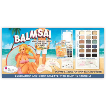 Photo of Thebalm the Balm Balmsai Eyeshadow & Brow Palette With Shaping Stencils uploaded by Mahiya C.