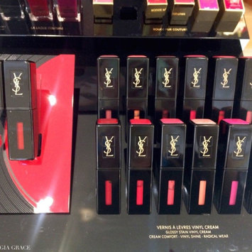 Yves Saint Laurent Vinyl Cream Lip Stain uploaded by Jackie H.