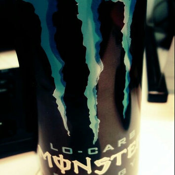 Monster Lo-Carb Energy Drink uploaded by Jaime G.