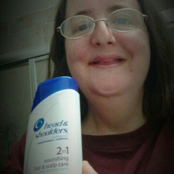 Photo of Head & Shoulders Nourishing Hair & Scalp Care 2-in-1 Dandruff Shampoo uploaded by candice J.