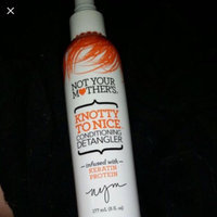 Not Your Mother's Knotty To Nice Conditioning Detangler uploaded by Natalie S.