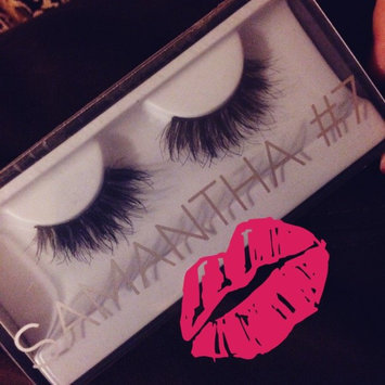 Huda Beauty Classic False Lashes Samantha 7 uploaded by Selena G.