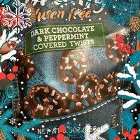 Gratify Gluten Free Pretzels Dark Chocolate & Peppermint uploaded by Amber D.