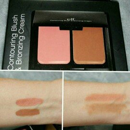 e.l.f. Cosmetics Contouring Blush & Bronzing Cream uploaded by Lena J.