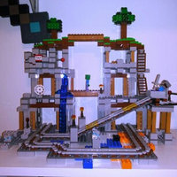 Lego System As Minecraft - The Mine uploaded by alex L.