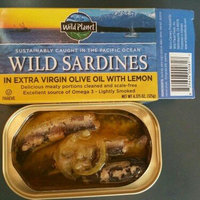 Wild Planet Wild Sardines in Extra Virgin Olive Oil with Lemon uploaded by B I.