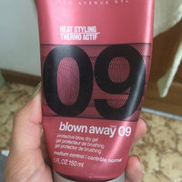Redken Blown Away 09 Protective Blow Dry Gel, 5-ounce uploaded by Alicia P.