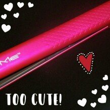 NuMe Silhouette 100% Ceramic Flat Iron uploaded by Marjorie H.