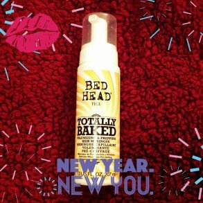 TIGI Bed Head Totally Baked Volumizng & Prepping Hair Meringue, 8.1 fl oz uploaded by Susan B.