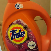 Tide Plus Febreze Spring & Renewal High Efficiency Liquid Laundry uploaded by Judy H.