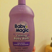 Baby Magic Calming Baby Bath uploaded by Jamie V.
