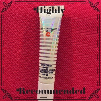 Photo of MAC Lightful C Tinted Cream SPF 30 with Radiance Booster uploaded by Stephanie O.