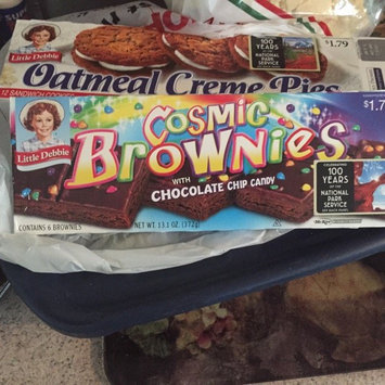 Photo of Little Debbie® Cosmic Brownies With Chocolate Chip Candy uploaded by Miranda O.