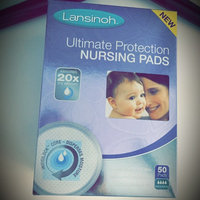 Lansinoh Ultimate Protection Nursing Pads 50 ct, Baby Purple uploaded by Katie D.