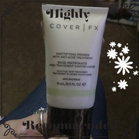Cover FX Mattifying Primer With Anti-Acne Treatment uploaded by Fatima M.