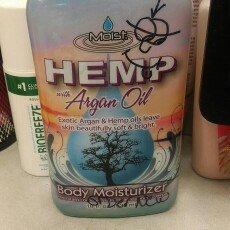 Photo of Creative Lab Moist Hemp Argan Oil Body Moisturizer uploaded by Jessica L.